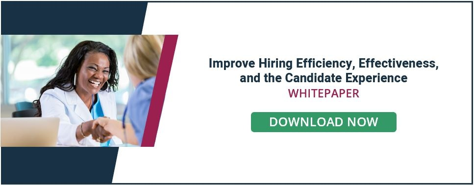 Improve Hiring Efficiency, Effectiveness, and the Candidate Experience