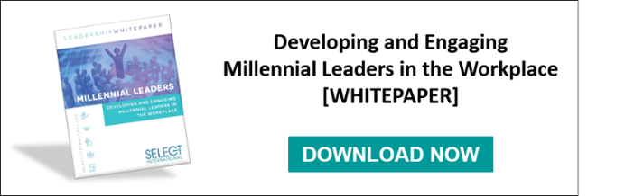 developing and engaging millennial leaders in the workplace