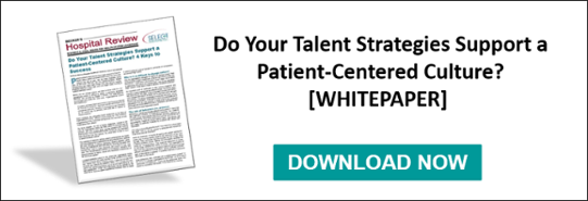 healthcare talent strategies