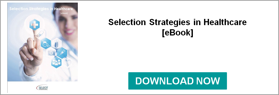 Selection Strategies in Healthcare