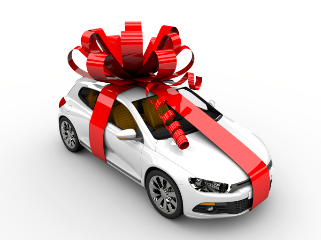 142272469 car with bow