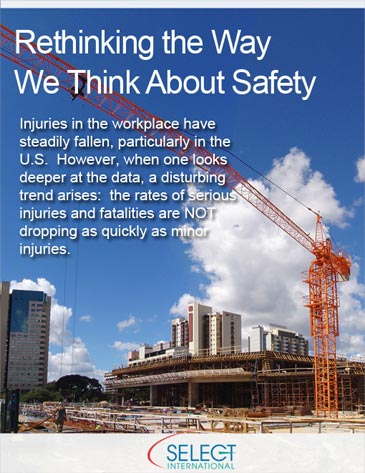Rethinking the Way We Think About Safety