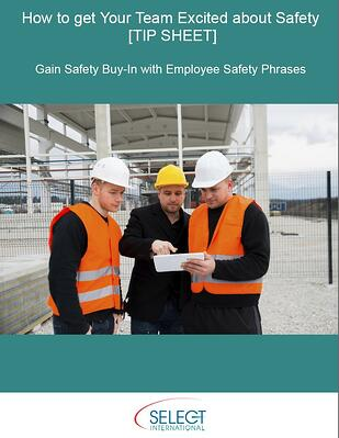 How to get your team excited about safety