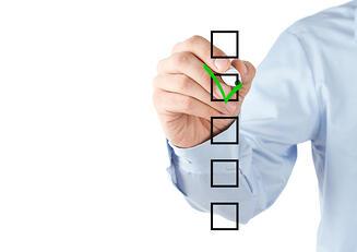 checklist 136557258