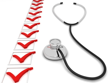 doctor checklist76811007