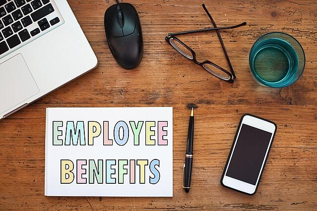 benefits to retain employees