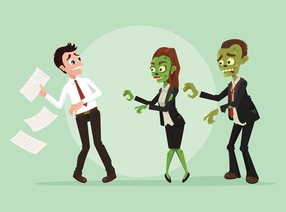 spooky workplace trends