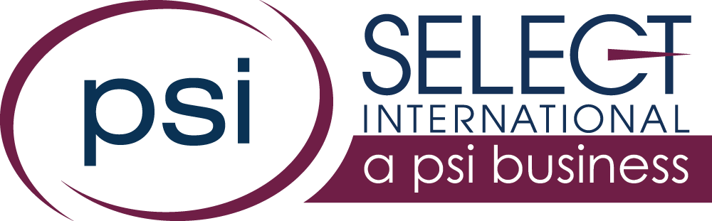 PSI Select International Logo